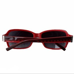NWOT Esprit • Red Rectangular Fashion Sunglasses